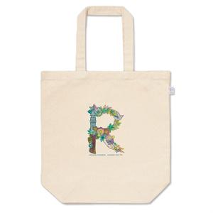 トートバッグ niniracheo-font「R」
