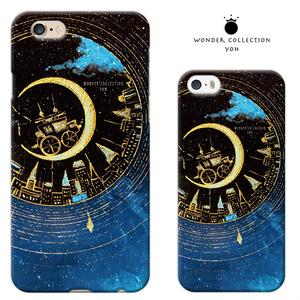 iPhoneハードケース  ふたつ星の街