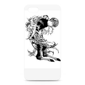 iPhoneケース「悪魔」
