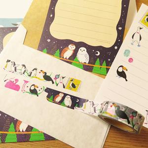 マスキングテープ「birds」