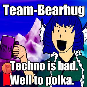 Team-Bearhug テクノがないならポルカをつくればいいじゃないパック