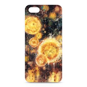 iPhone5,5Sケース・正面印刷【My magic circle】