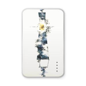 【モバイルバッテリー】其処で花咲く