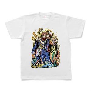 Tシャツ - かえみず 「ハロウィンVer」