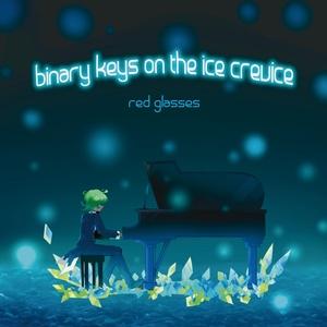 binary keys on the ice crevice