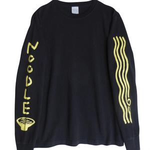 NOODLE ロングTシャツ