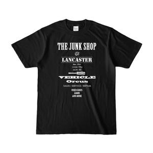 ジャンク屋Tシャツ(ブラック)