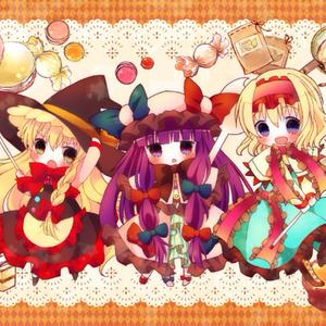 3魔女ポストカード
