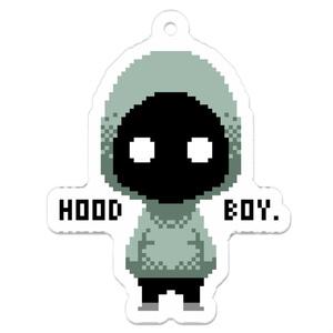 HOOD BOY.