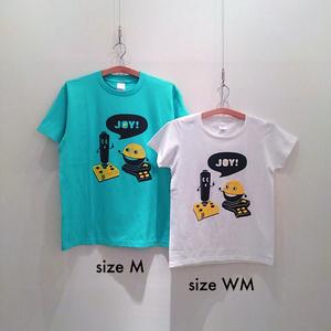 JOY! Tシャツ(白)