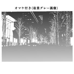 真冬用モブ・雑踏(オマケ付き)【17.8.8 更新】