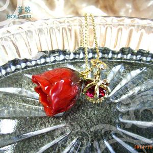 Natural Rose~赤薔薇と王冠~