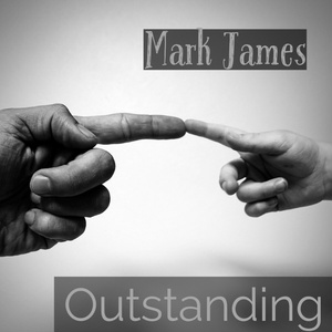 Mark James 3rd Single「Outstanding」