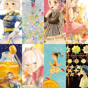 【イラスト本】Score 2014-2017 Illustration book