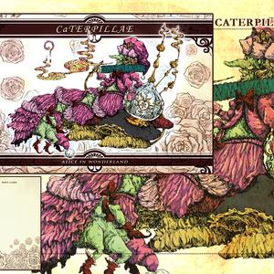 不思議の国のポストカード TEAM-ALICE