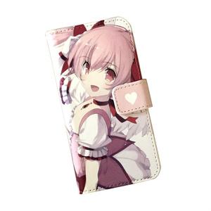 まどかiPhone(6/6s/7)手帳型ケース