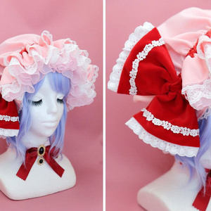 【ZUN帽】レミリア・スカーレット(フリルVer)