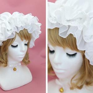 【ZUN帽】マリベリー・ハーン(フリルVer)