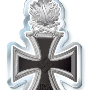 柏葉剣付騎士十字章 アクリルキーホルダー