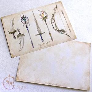 カード「WEAPONS」