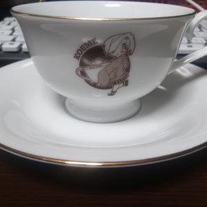 小梅ちゃんティーカップ&ソーサ