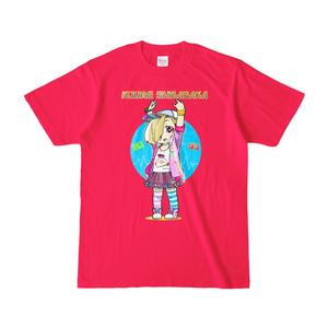 リトルリドル小梅ちゃんTシャツ(赤)