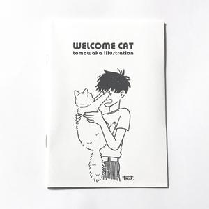"""イラスト本「welcome cat」/Illustration book""""welcome cat"""""""