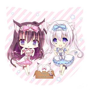 【オリジナル】BIG猫ちゃんアクキー