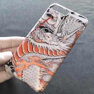 『台風龍』和柄iPhone 8Plus・7Plus ケース