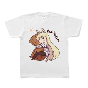 神奈様ねむいのじゃTシャツ2017カラー