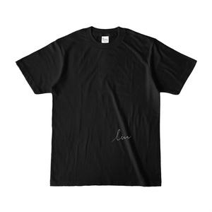 ワンポイントサインシャツ