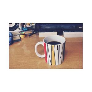ein's music cafe マグカップ