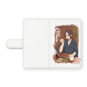 手帳型Androidケース(鬼徹・鬼灯夏)