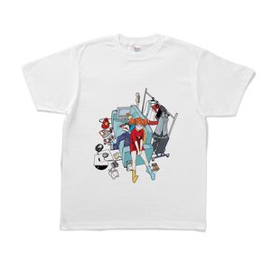 女の子のお部屋TシャツLサイズ
