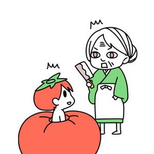 【無料DL】トマトマンものがたり