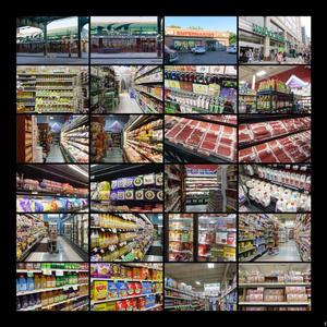 【無料】ニューヨークのスーパーマーケット詰め合わせ(56点)