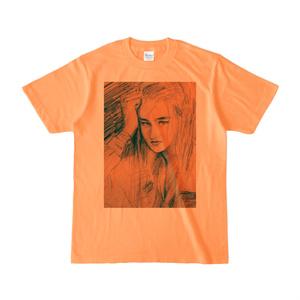 セピア色の君Tシャツ