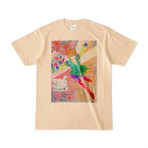 トンボの秋茜君Tシャツ