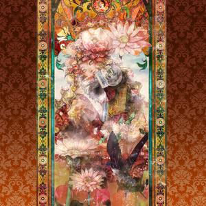 【ポストカード】七つのメルヘン(7枚+1枚セット)