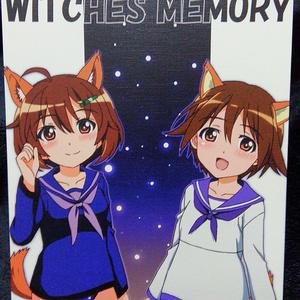 【同人誌】<モノクロ>WITCHES MEMORY【ストライク&ブレイブウィッチーズ】
