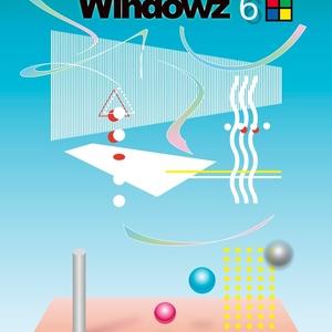 fetic 『Windowz 6』T-シャツ(新曲付き)