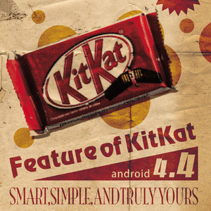 Feature of KitKat