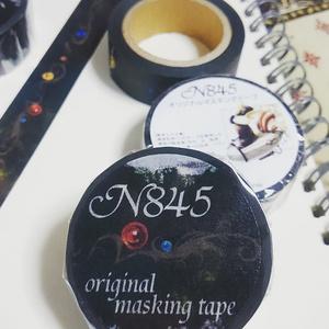 N845オリジナルマスキングテープ