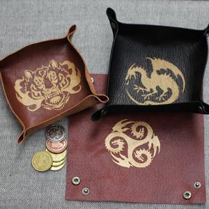 ゲムマ2015秋版 革製ダイストレイ各種