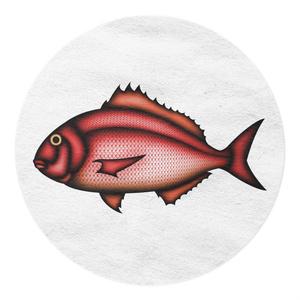 マスキングテープ  鯛