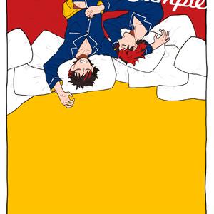空手部ハーフイヤーカレンダー