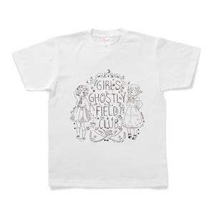 秘封倶楽部Tシャツ(色無しバージョン)