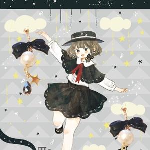 宇佐見蓮子イメージイヤリング「金曜日のノクターン」
