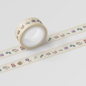 【pixivFACTORY製】お裁縫のマスキングテープ