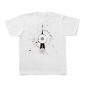 図形楽譜Tシャツ「エンリルと13月の少年」